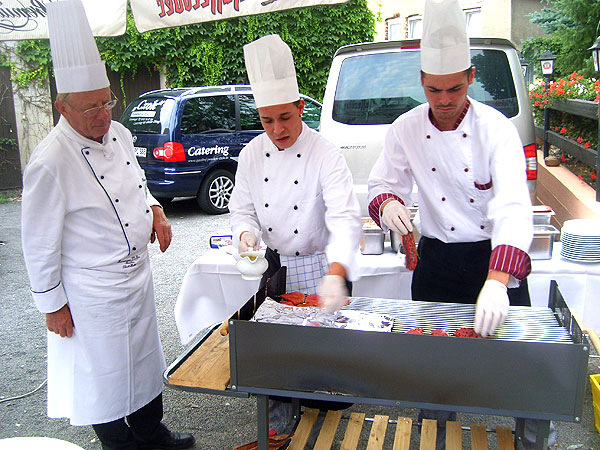 Catering in Halle & Saalekreis
