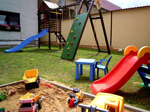 gasthof Spielplatz